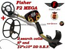 Metal detector Fisher F2 MEGA