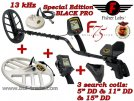 Металотърсач Fisher F75 Special Edition BLACK DST PRO