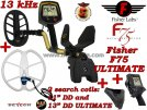 Metaldetector Fisher F75 DST ULTIMATE