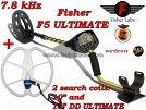 Metaldetector Fisher F5 ULTIMATE