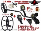 Металотърсач Fisher F75 Special Edition BLACK MEGA