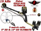 Металотърсач Fisher Gold Bug ULTIMATE