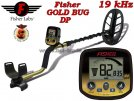 Metaldetector Fisher Gold Bug DP