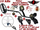 Металотърсач Fisher F75 Special Edition BLACK DST ULTIMATE